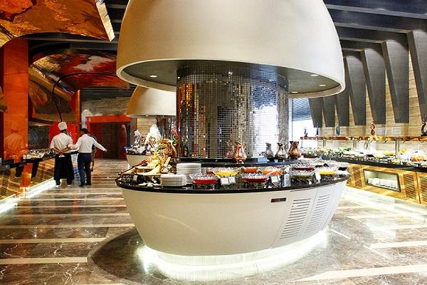 Elexus Otel Restoran