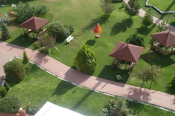 Oruçoglu Termal Otel Yürüyüş Spor